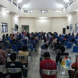 297 Pegawai DPUPRPKP Kota Malang Jalani Tes Urine