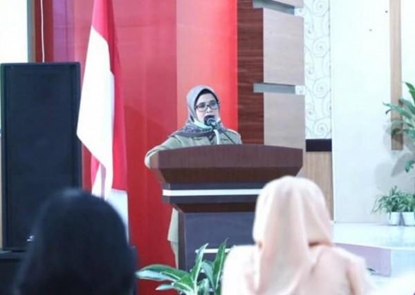 Bupati Blitar Rini Syarifah.(Foto : Ist)