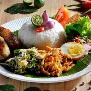 Urap Campur Khas Bali, Resep Simpel untuk Buka Puasa