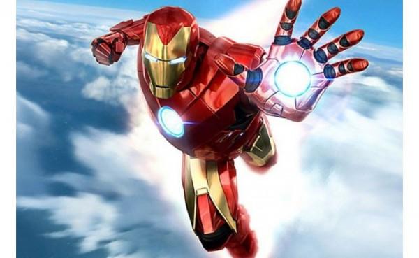 Iron Man (Foto: News Break)