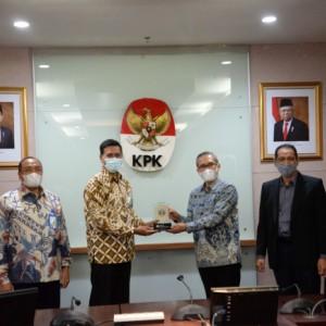 Dukungan Penuh KPK terhadap Penyelenggaraan Jamsostek