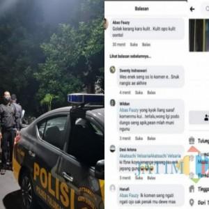 Komentar Jorok Terkait Gugurnya Awak Nanggala-402, Warga Tulungagung Diburu TNI-Polri