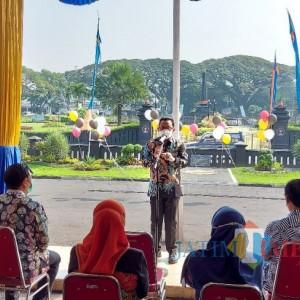 Demi Pembangunan Daerah, Wali Kota Sutiaji Ajak Masyarakat untuk Menabung di Bank Jatim