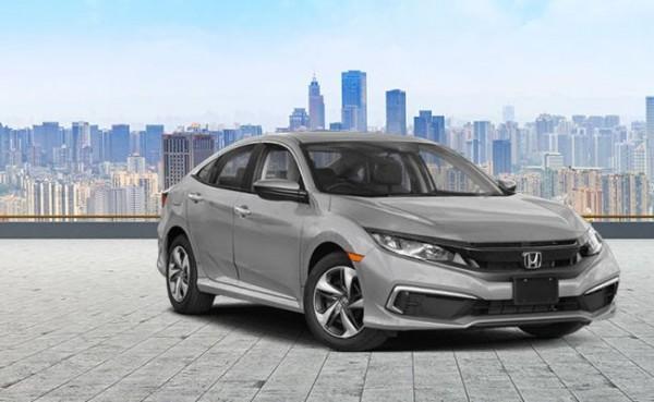 Honda Civic (Foto: Carmudi)