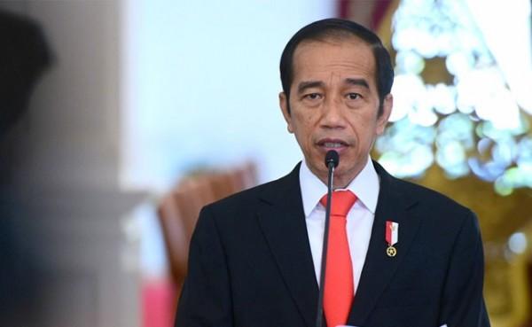 Presiden Joko Widodo (Foto:  Sekretariat Kabinet)
