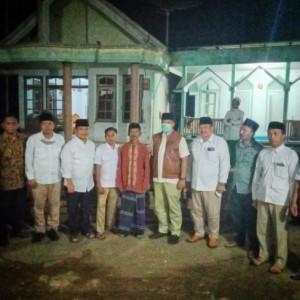 Kunjungi Korban Gempa, DPC Gerindra Kabupaten Malang Serahkan Bantuan