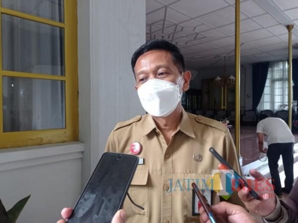 Sekretaris Daerah (Sekda) Kabupaten Malang, Wahyu Hidayat (foto: Hendra Saputra/ MalangTIMES)