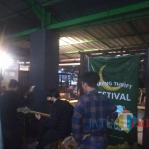Bareng Thrift Festival, Geliat Movements Pemuda Pasar Bareng