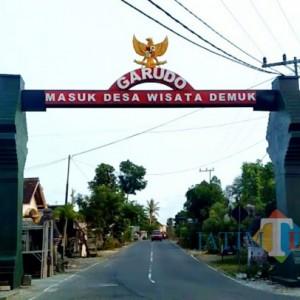 Sejarah Pertigaan Garudo Desa Demuk Tulungagung