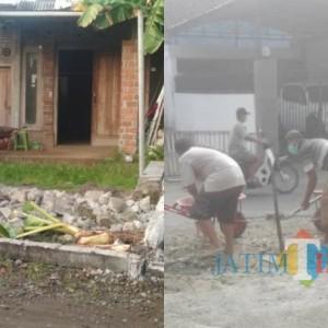 Kisah Panjang Warga Tulungagung Mencari Keadilan karena Rumah Ditutup Tembok oleh Tetangga