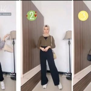 Inspirasi Outfit Nongkrong Bareng Teman, Gaya Simple Tapi Tetap Modis