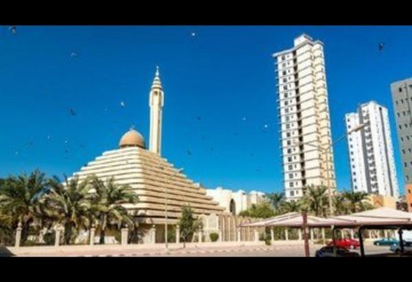 Masjid Shaikh Nasser al-Sabah di Kuwait. (iStockphoto/Leonid Andronov).