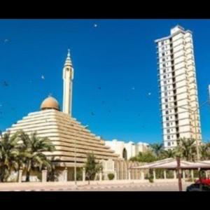 Bak Piramida Mesir, Bangunan Masjid ini Bikin Lebih Nyaman Beribadah