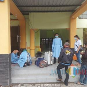 Per Hari Ini, 9 Orang PMI Dikarantina di Safe House Jalan Kawi Kota Malang