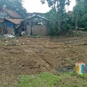 Pengelolaan Tanah Bekas Sungai Ngrowo Dihentikan, Kades Ngaku Kantongi Surat Izin Bupati