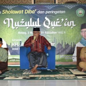 Unisma Peringati Nuzulul Quran, Dihadiri Wakil Rais Syuriah PWNU Jatim