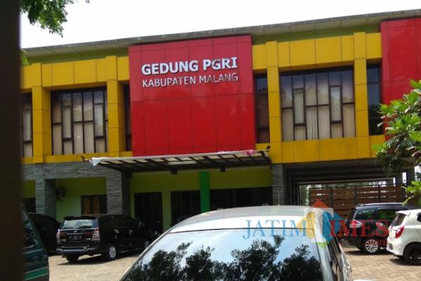 Gedung PGRI Kabupaten Malang (Foto: Istimewa)