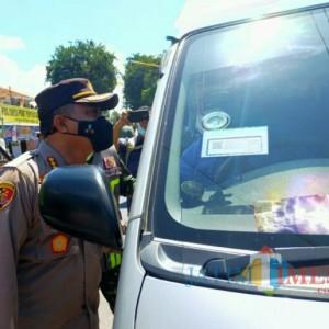Polresta Banyuwangi Siapkan Lima Lokasi Penyekatan