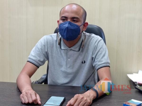 Kasipidum Kejari Kabupaten Malang Sobranie Binzar (foto: Hendra Saputra/MalangTIMES)