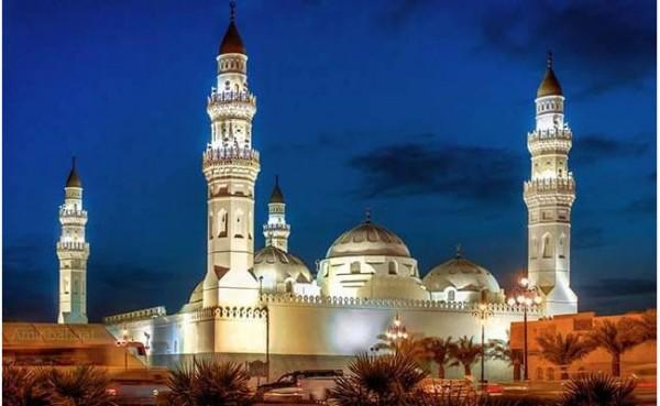 Masjid Quba (Foto: UMMA)
