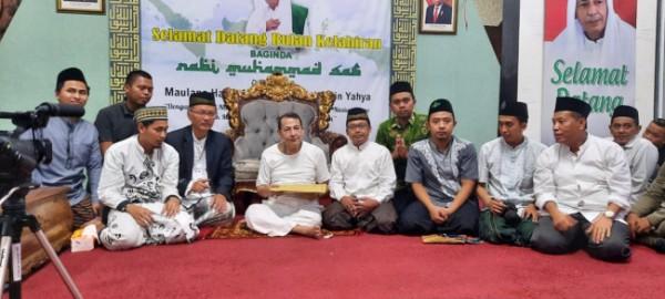 Rombongan UIN Malang yang sowan ke Maulana Habib Luthfi bin Yahya di Pekalongan (Ist)