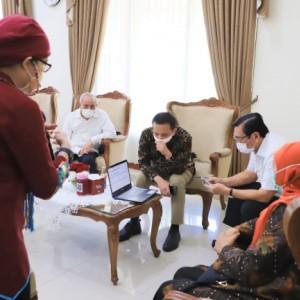 Vaksin Merah Putih Hasil Riset Unair dan dr Soetomo Ditarget Selesai Desember