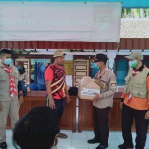 Kwarcab Kota Malang Peduli Desa Pramuka Lebakharjo