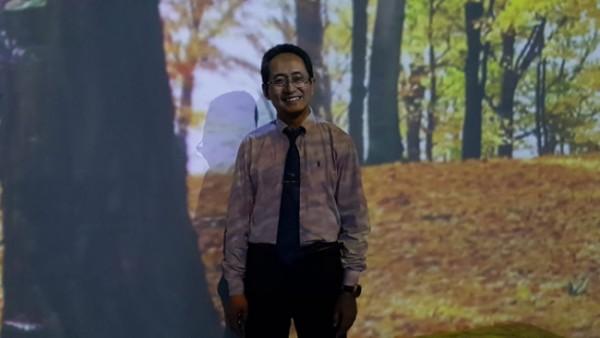 Dosen hukum lingkungan dan sumber daya alam Fakultas Hukum Universitas Brawijaya Prof Dr Rachmad Safa'at SH MSi (Foto: Istimewa)