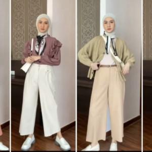 Cari Outfit Simpel tapi Stylish buat Ngabuburit? Simak Inspirasi Berikut Yuk!