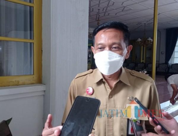 Sekretaris Daerah (Sekda) Kabupaten Malang, Wahyu Hidayat (foto: Hendra Saputra/MalangTIMES)