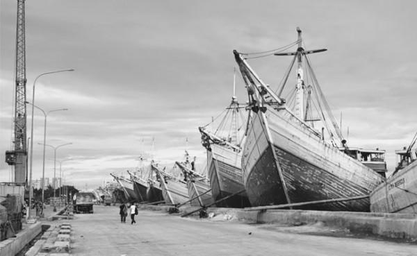 Pelabuhan Sunda Kelapa (Foto: Miss Nidy)