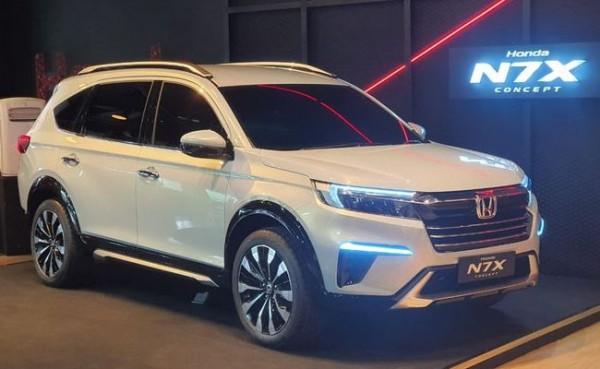 Honda N7X (Foto: news.drom.ru)