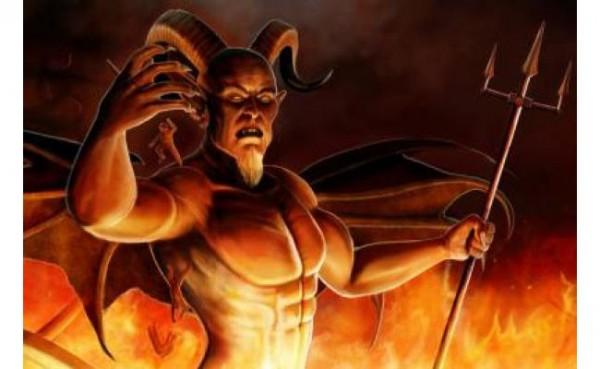 Ilustrasi iblis (Foto: jurnas.com)