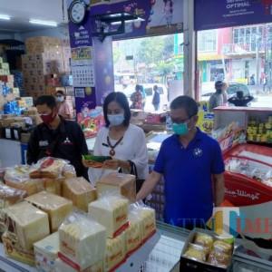 Jelang Lebaran, Diskopindag Datangi Beberapa Retail di Kota Malang, Apa yang Dilakukan?