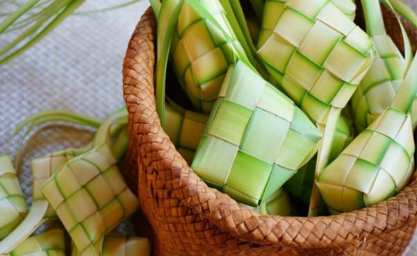 Ketupat (Foto: Rukita)