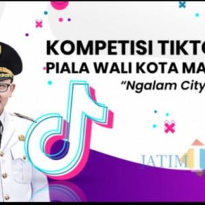 Satu Karya Didiskualifikasi, Ini Daftar Baru 10 Besar Kompetisi TikTok Piala Wali Kota Malang 2021