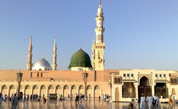 Masjid Nabawi (Foto: planificatuviaje.es)