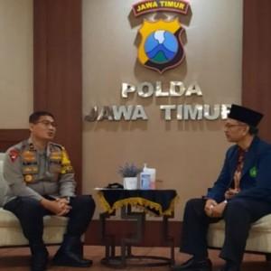 Bincang Rektor UIN Malang Bersama Wakapolda Jatim: Pendidikan Penting untuk Pengembangan Nasionalisme