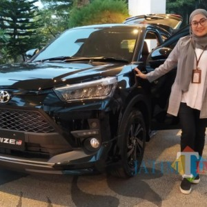 Harga Toyota Raize Mulai Rp 219 Juta, Warga Malang Masih Harus Inden hingga Juni