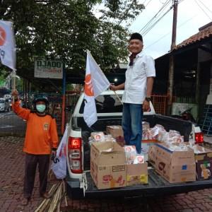 Wakil Ketua Fraksi PKS Apresiasi Kegiatan 500 Paket Tebar Takjil Gratis DPC PKS Sukun