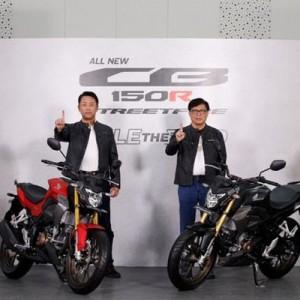 Honda CB150R Streetfire Baru Meluncur, Lebih Gagah ala Moge, Intip Spesifikasinya
