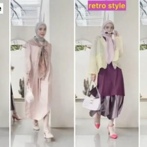 Inspirasi Outfit Lebaran tanpa Beli Baju Baru, dari Style Monokrom hingga Earthy Aesthetic