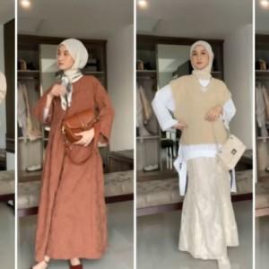 Outfit Ideas untuk Tampil Stunning di Hari Lebaran ala Hijabers, Bisa Dicontek Lho