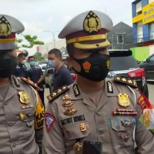 Polisi Tegaskan Tidak Ada Penyekatan di Dalam Kota Jember