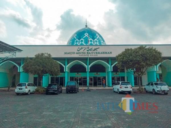 Masjid Agung Baiturrahman Kepanjen (Fery/MalangTIMES)