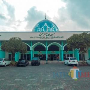 Masjid Agung Baiturrahman Kepanjen Bakal Gelar Salat Idul Fitri, Bupati Sanusi Dikabarkan Hadir