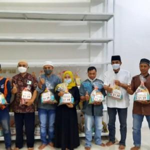 Berkah Ramadan, Fraksi PKS DPRD Kota Malang Berbagi Bingkisan di Kecamatan Lowokwaru