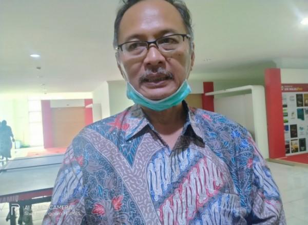 Rektor UIN Maliki Malang Prof Abdul Haris (Doc MalangTIMES)