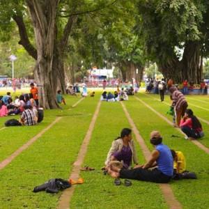 Penambahan Kawasan RTH di 2022, DLH Kota Malang akan Bangun Alun-Alun Kedungkandang