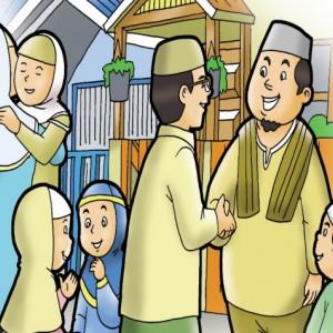 Perayaan Idul Fitri Pertama, Perjuangan yang Dibalut dengan Kemenangan Akbar
